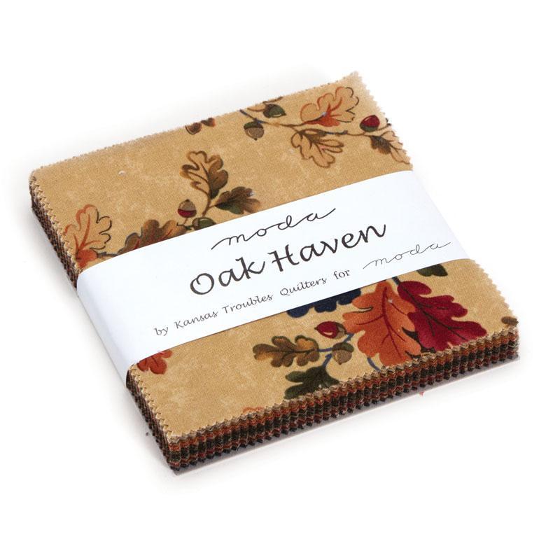 Oak Haven Charm Pack