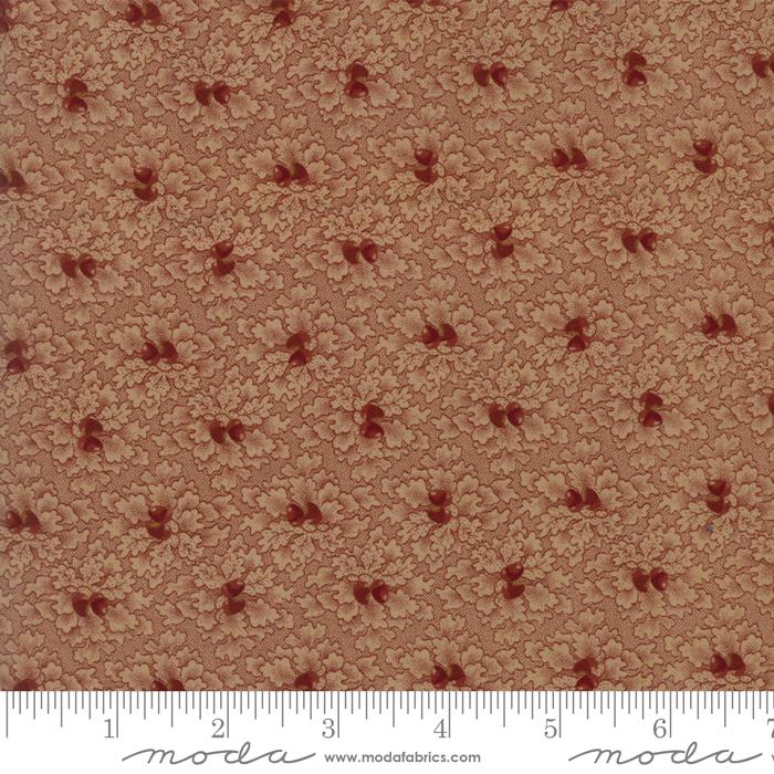 Moda Fabrics - Gooseberry Lane - Red - 9525 13