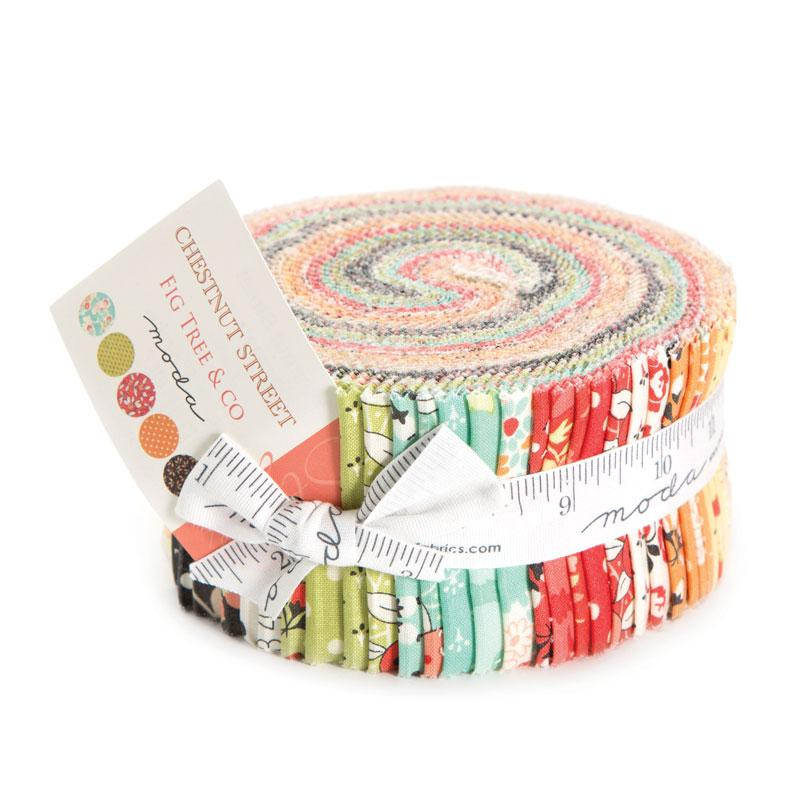 Chestnut Street Jelly Roll by Fig Tree Quilts