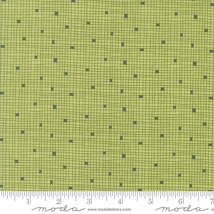 Plush Green Grid