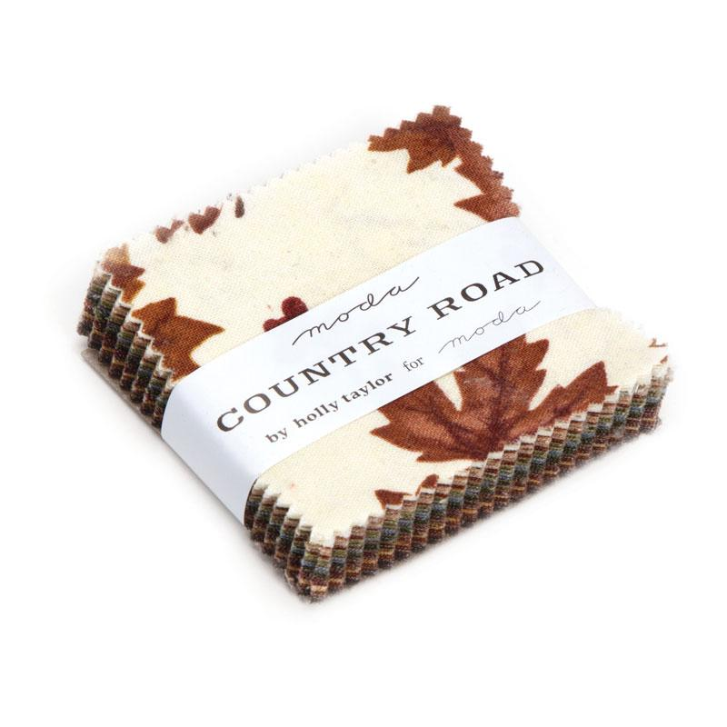 Country Road Mini Charm