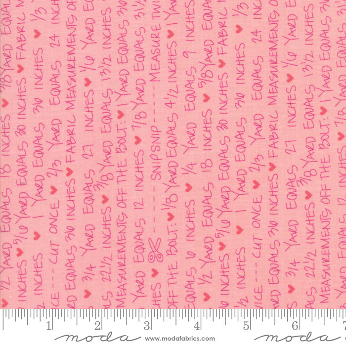 10863 14 Spectrum Notes Popsicle by V and Co. for Moda Fabrics. 100% cotton 43 wide