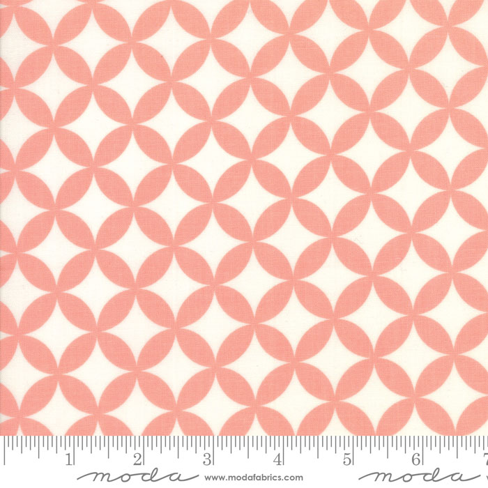 Bonnie Camille Basics Pink Orange Peel