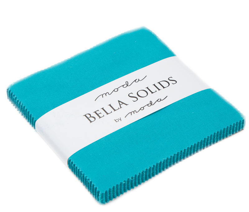 9900PP 107 Bella Solids Charm Turquoise