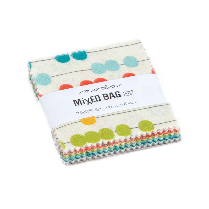Mixed Bag 2017 Mini Charm