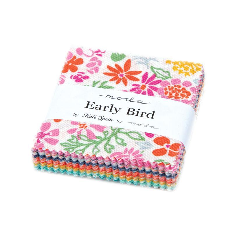 Early Bird Mini Charm