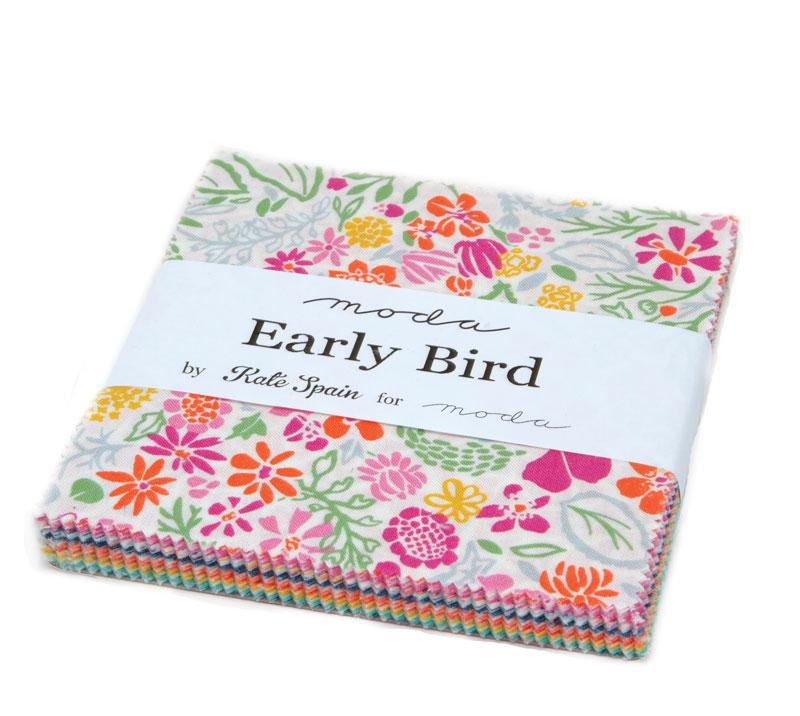 Early Bird Charm Pack
