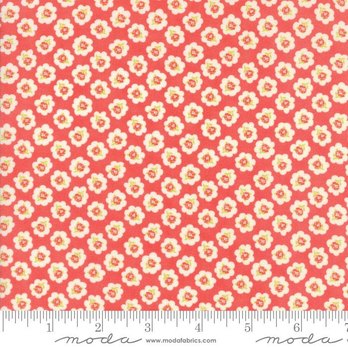 Coney Island - Candy Apple Red Small Flower 20281-12