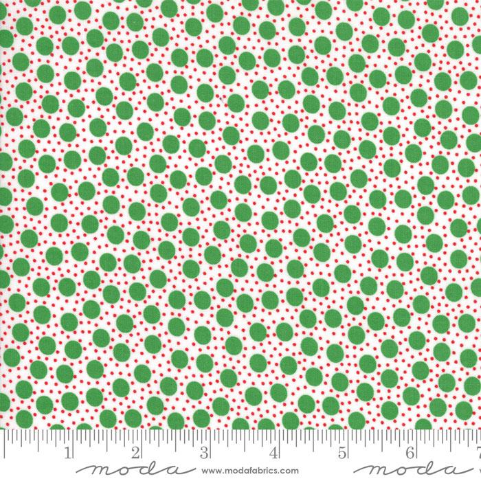 Red Dot Green Dash 3-Yard Backing