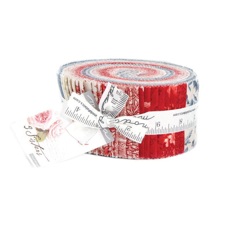 Snowberry Prints Jelly Roll