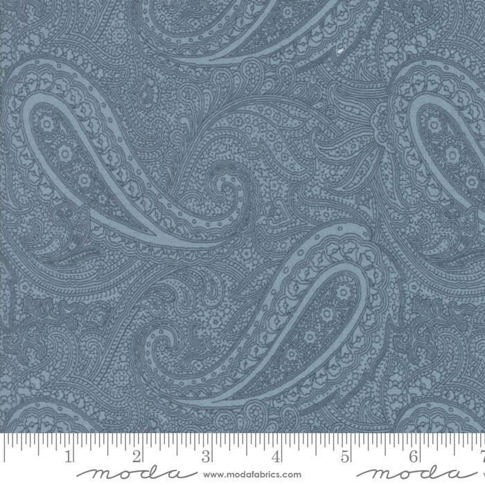 Snowberry Prints Paisley Sky