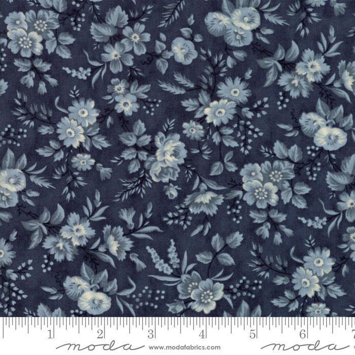 Snowberry Prints Midnight