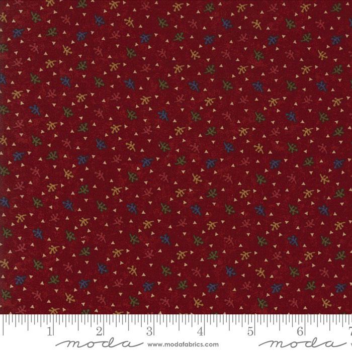 Q - Moda - Gooseberry Lane - Berry Red