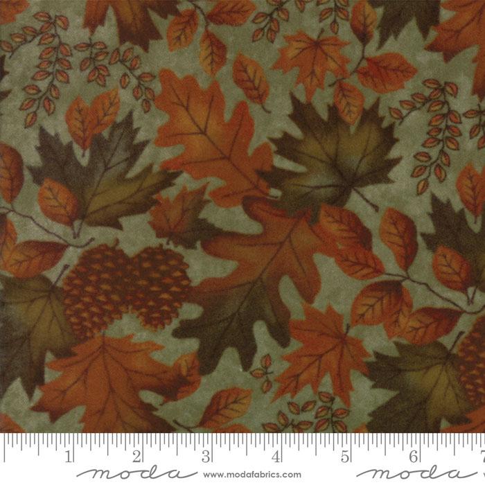 Fall Impressions Basil (Flannel)