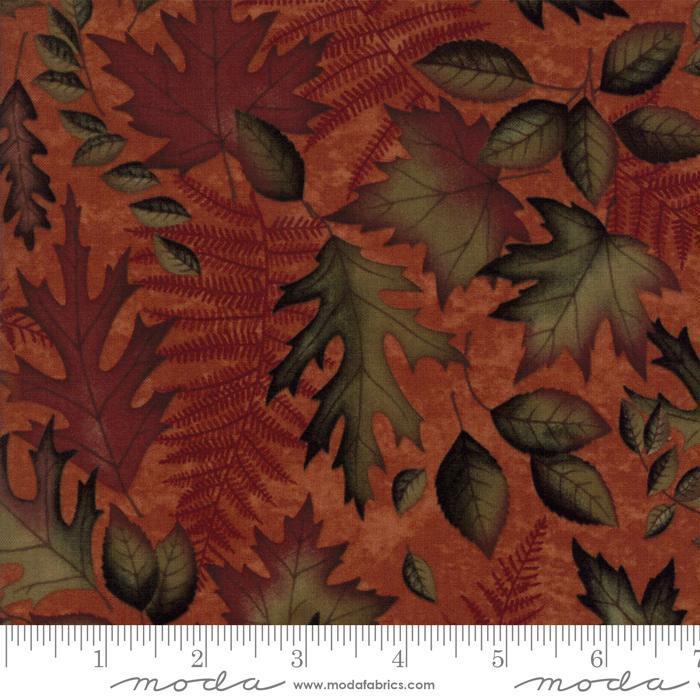 Autumn Reflections - Copper