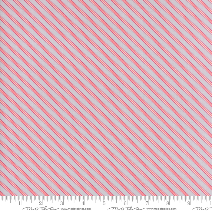 Tuppence Silver Stripe