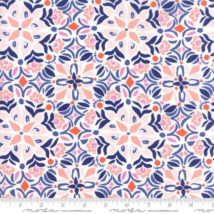 Item#10654.B - Voyage Kerala Mandarin - Moda - Kate Spain - Bolt#10654.B