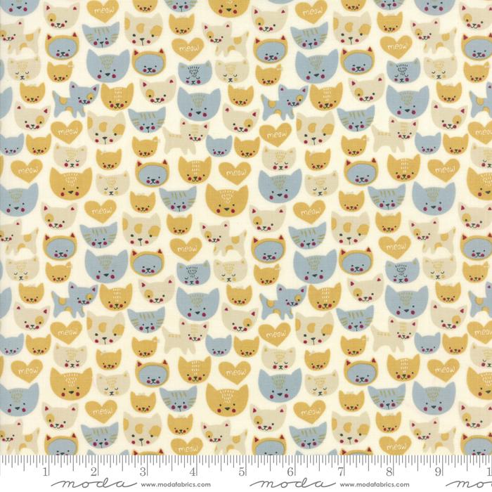 Woof Woof Meow Aqua Cream 20565 11