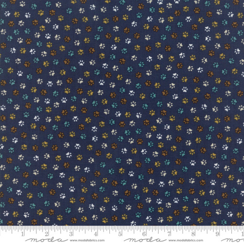 Woof Woof Meow Navy 20568-17
