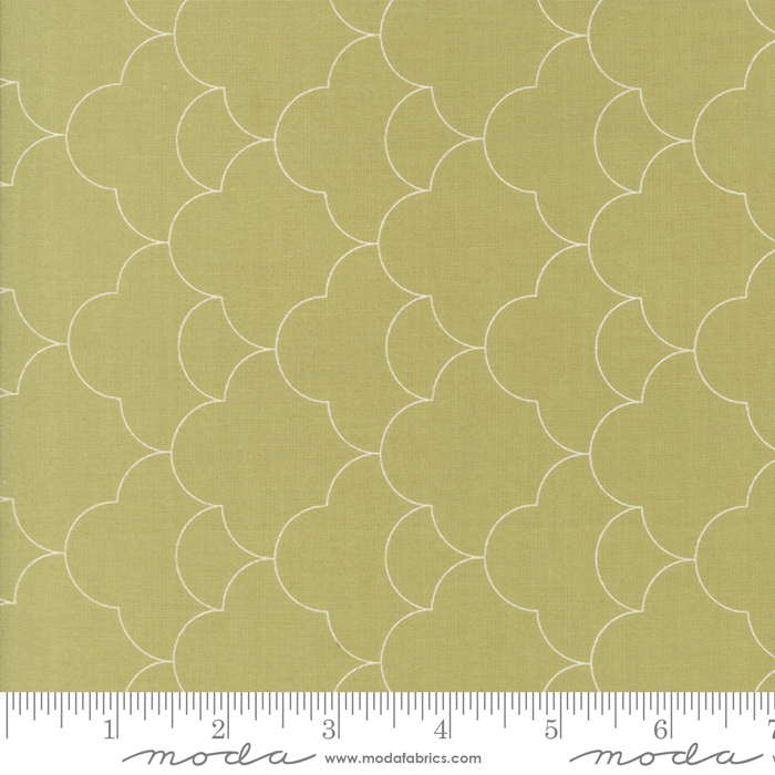 Thrive Sassy Green by Natalia and Kathleen for MODA Fabrics