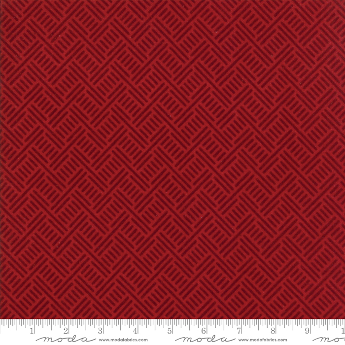 Wool Needle V Ruby 1220 16F