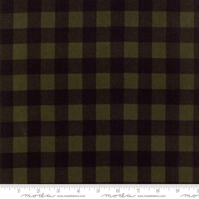 Wool Needle V Evergreen 1221 20F