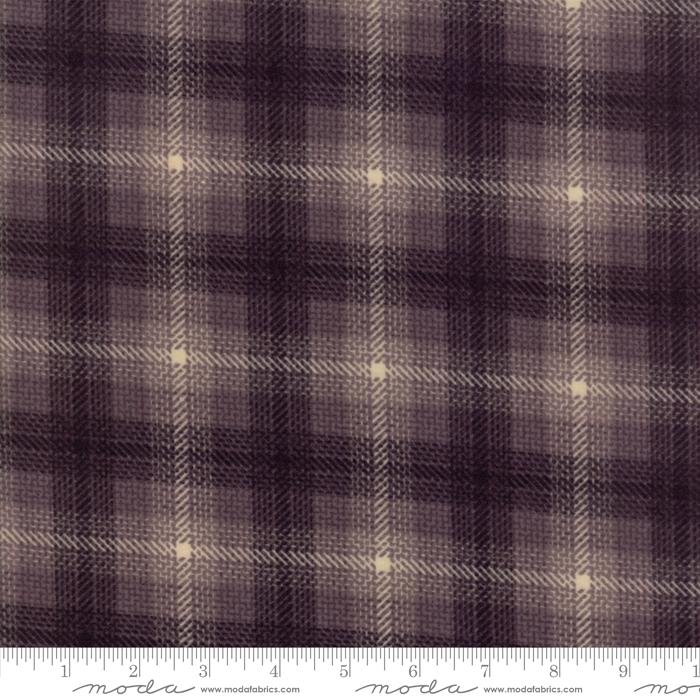 Wool Needle V Dusk Flannel