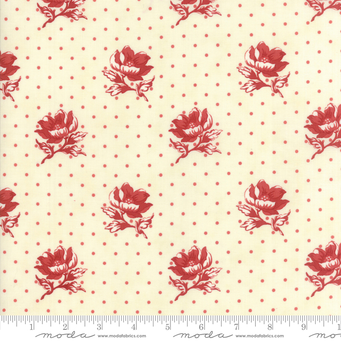 Farmhouse Reds Ivory Red - 14851-13