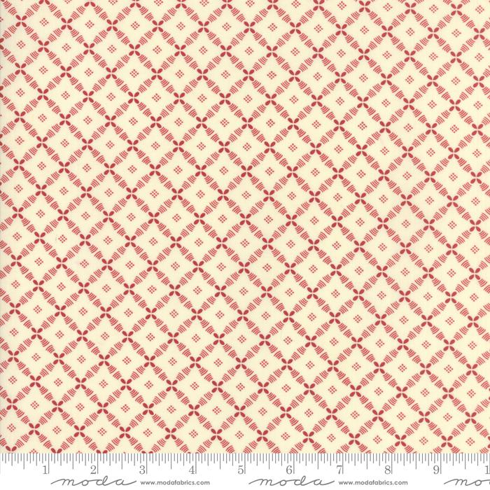 Farmhouse Reds Ivory Red