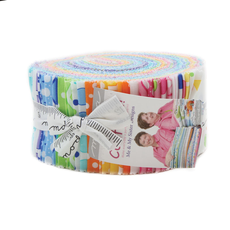 Confetti Jelly Roll