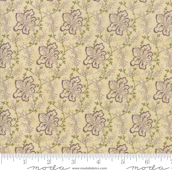 Lilac Ridge Cream - Moda (#7223)
