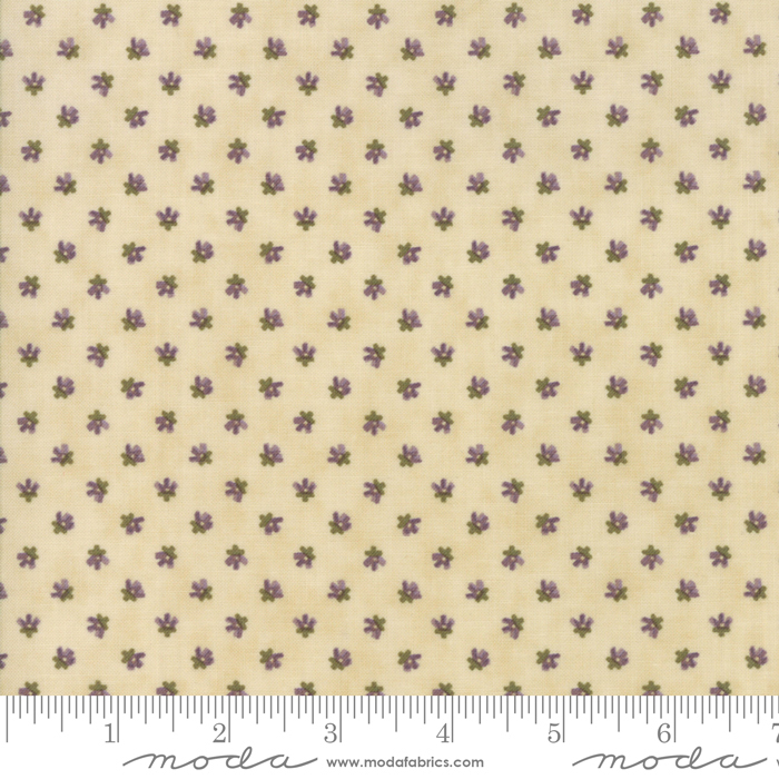 Lilac Ridge Cream - Moda (#7225)