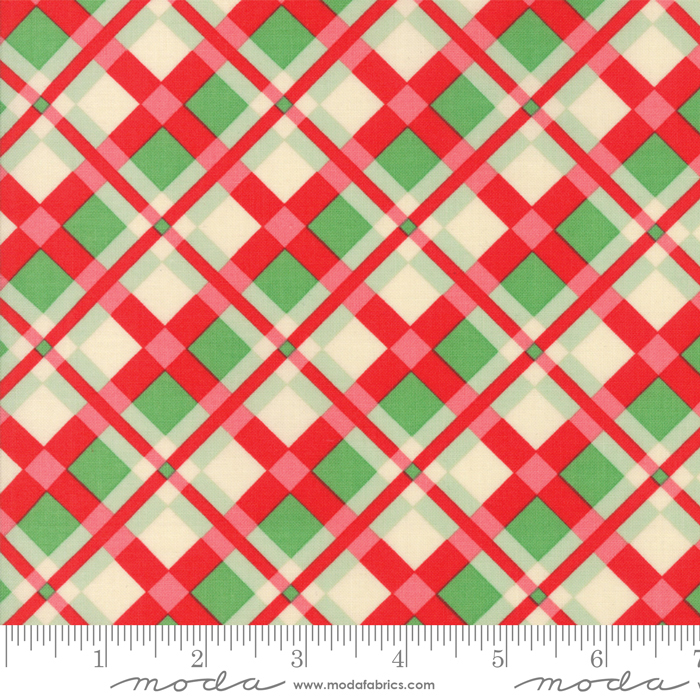 Swell Christmas Coated Red Green