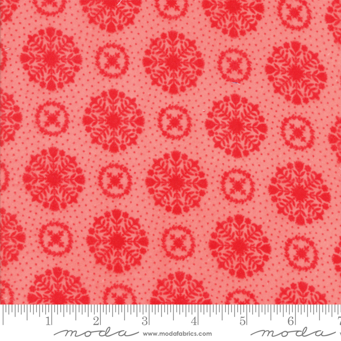 Vintage Holiday Pink 55166 14F