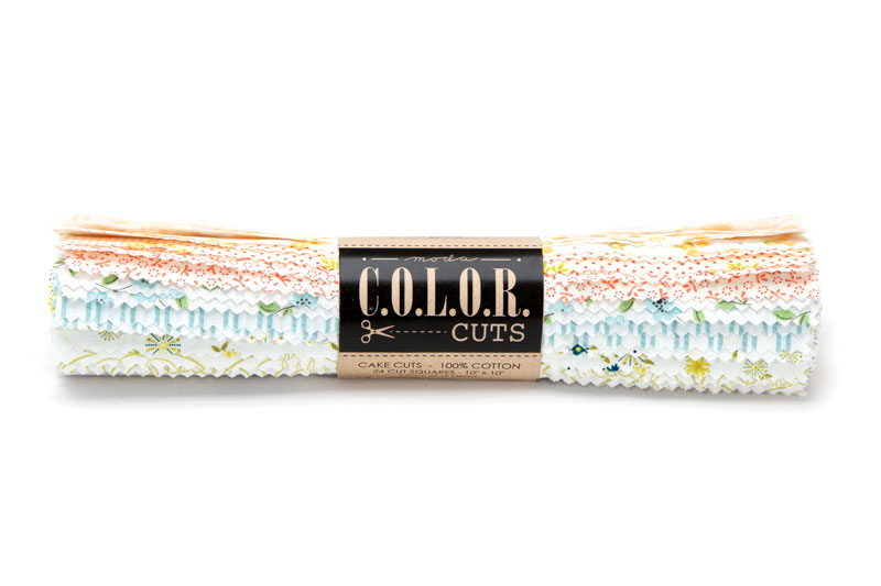 Color CutsJr Layer Sugar On Top 24 Cut 10x10in