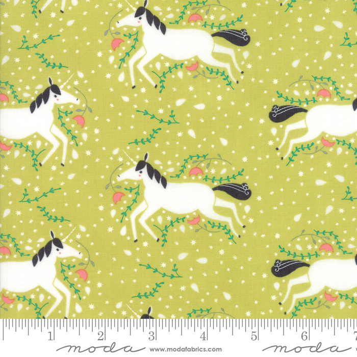 48251 18 Enchanted Sprout by Gingiber for Moda Fabrics. 100% cotton 43 wide