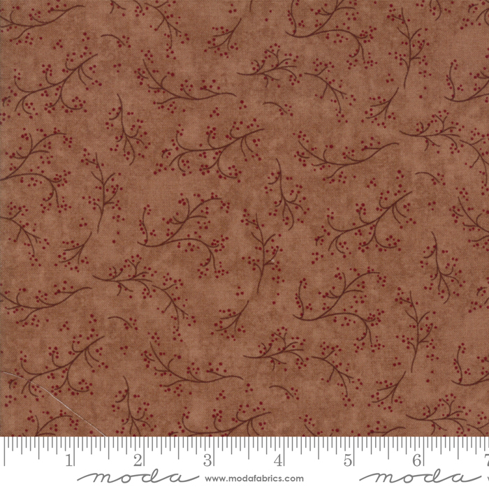 ONCE UPON A MEMORY AMBER W/ BRANCHES & BERRIES 6733-13