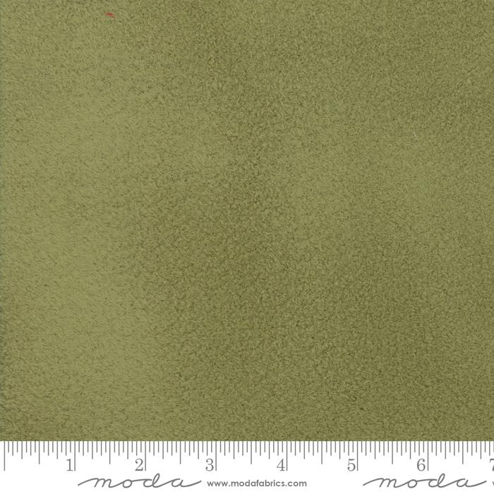 Moda Fireside 60 Polyester Wide Back - Green (Min order of 1m)