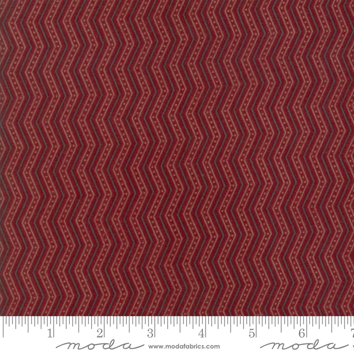 6746 16F Old Red Return To Cub Lake Flannel