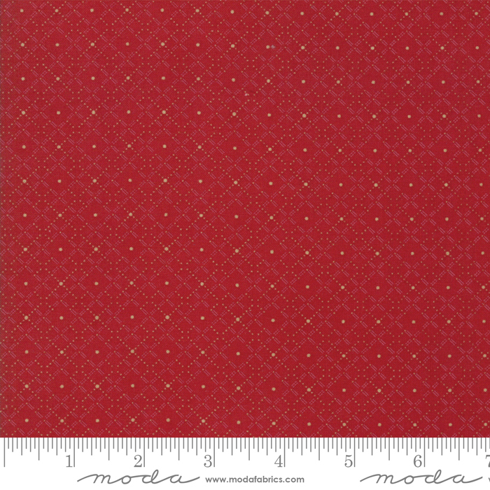 ROSEWOOD CHERRY WITH SMALL PRINT 44187-16