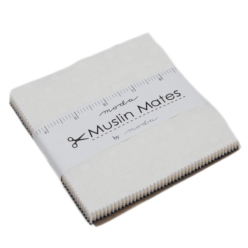 Muslin Mates 2018 Charm Pack 9981PP