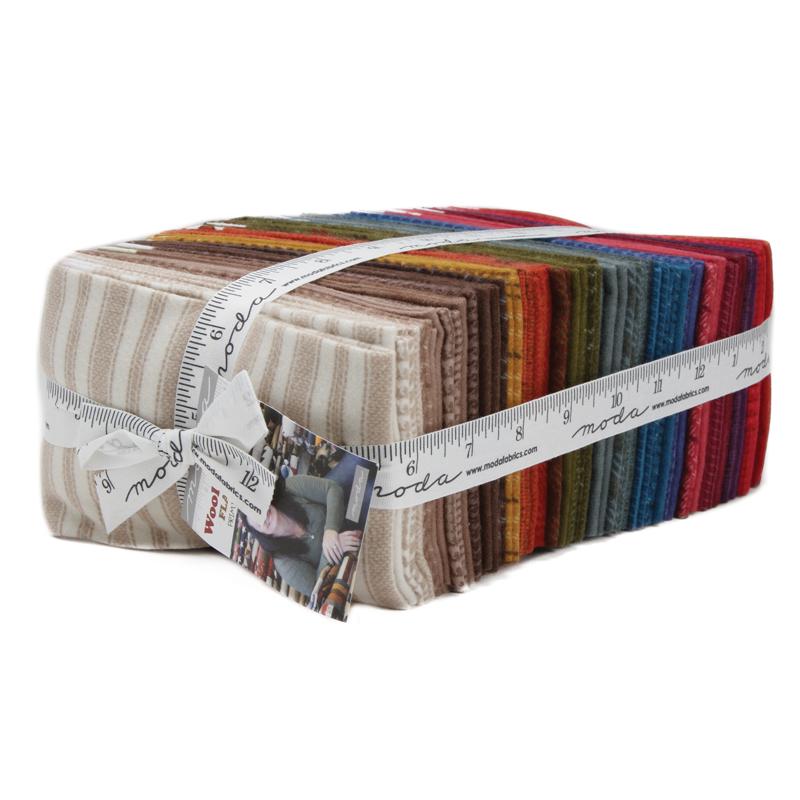 Wool Needle VI Flannel 9 x 22