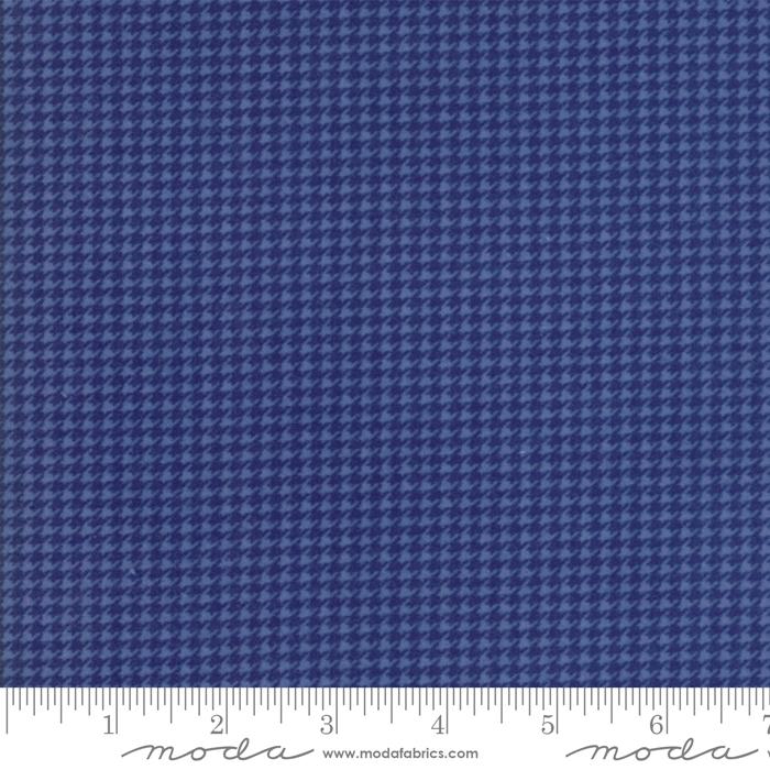 Wool Needle VI Periwinkle