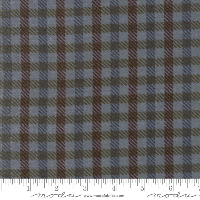 Wool  flannel Needle VI Mason Jar