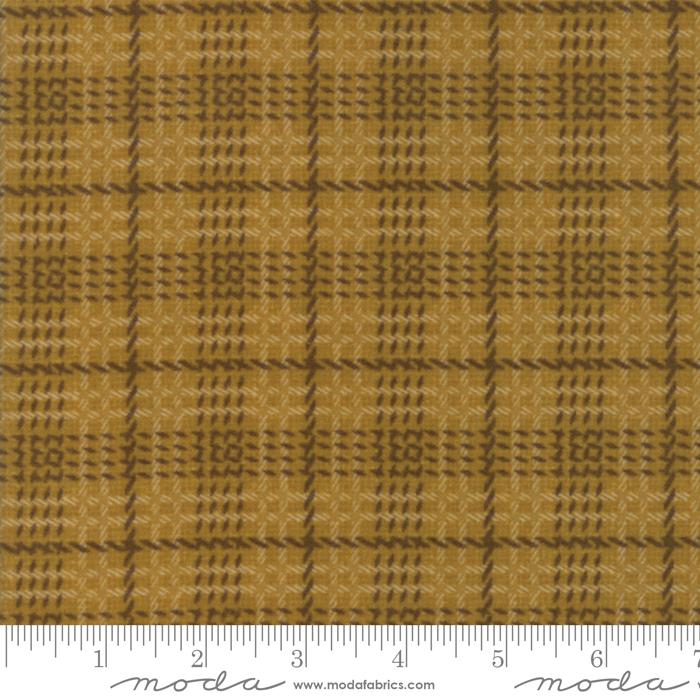 125716F Wool Needle VI Saffron
