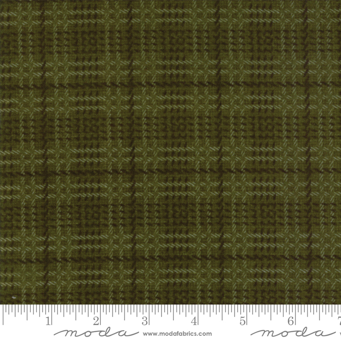 125717F Wool Needle VI Ivy