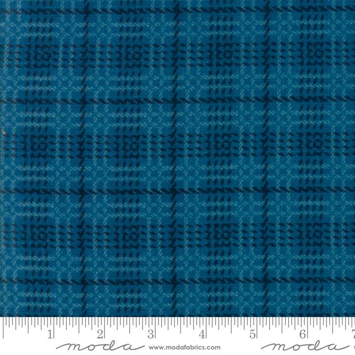 Wool Needle VI Lagoon 1257 21F