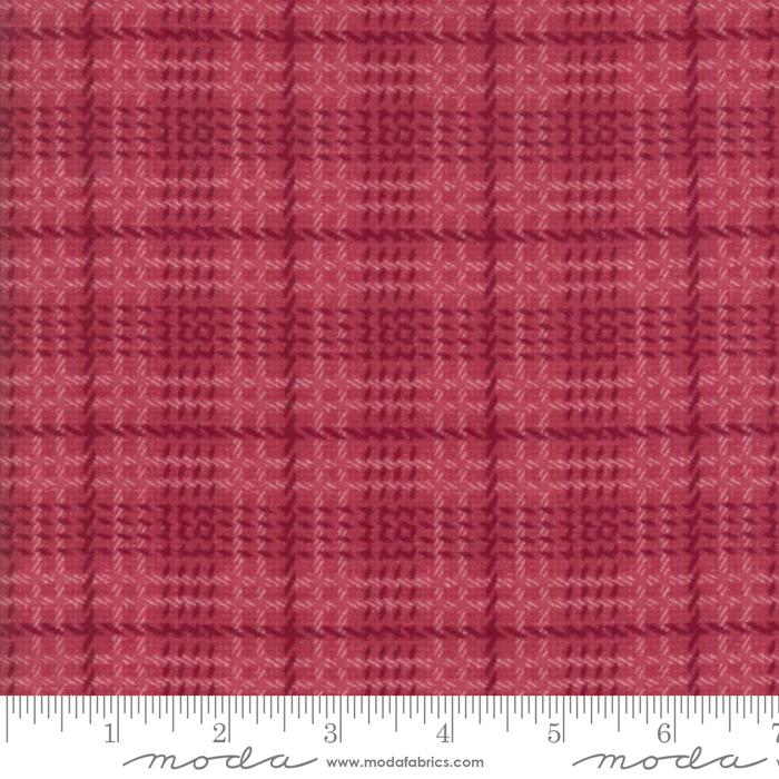Wool Needle VI Petunia Flannel