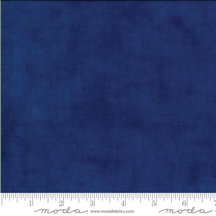 Primitive Muslin Periwinkle Flannel - Blue