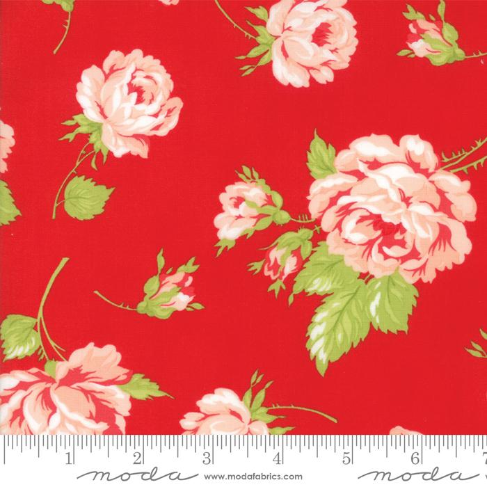 Smitten Rosy Red